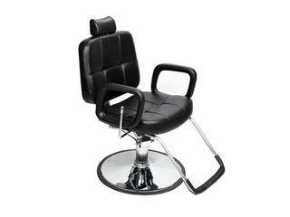 Reclining All Purpose Hydraulic Barber Chair Salon Styling Beauty Spa