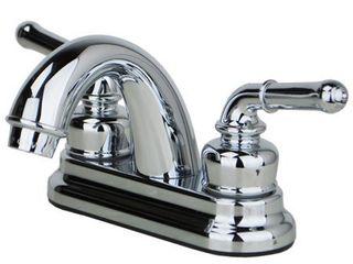 laguna Brass RV Mobile Home Centerset Bathroom Faucet