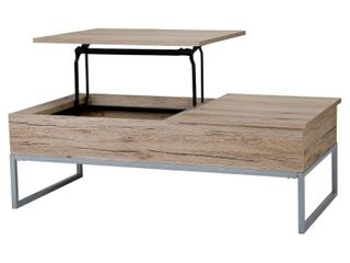 Christopher Knight Home lift top Wood Storage Coffee Table  Retail 268 99