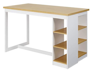 Christy Counter Storage Table   59 x30  D878 14