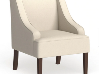 Porch and Den lyric Swoop Arm Accent Chair