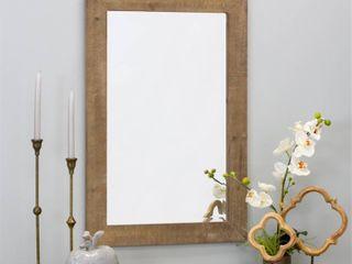 Morris Wall Mirror   Nutmeg 36 x 24