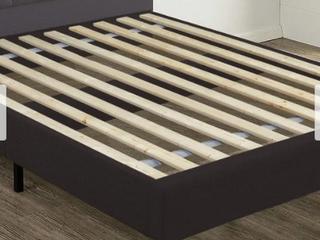 Onetan Vertical Wooden Mattress Frame