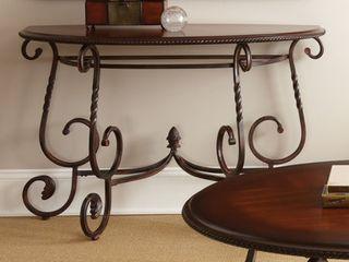 Canterbury Elegant Sofa Table by Greyson living  Retail 204 99