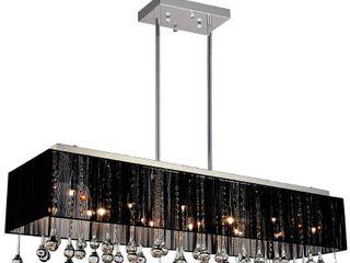 CWI lighting Water Drop 5005P Chandelier Retail  549 99