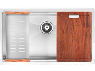 Koozzo Undermount Stainless Steel Kitchen Sink  Retail 256 99