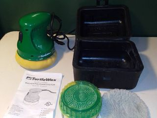Turtle Wax Buffer Polisher System Works
