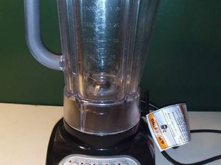 KitchenAid Blender Model KSB5600B0 Works