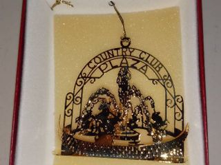 1983 Tamerlane Country Club Plaza Ornament