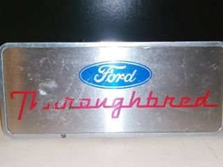 Ford Thoroughbred Trailer Hitch Cover