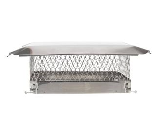 HY C Steel Slip On Chimney Cap