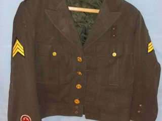 Vintage Kansas City Missouri Police Jacket