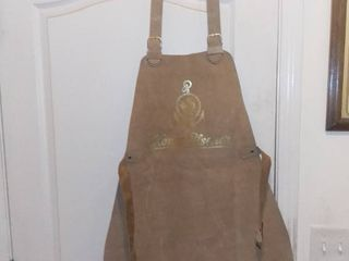 King Pilsener German leather Bartender Apron