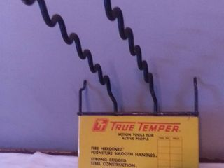 Vintage True Temper Tool Display Rack