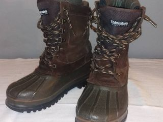 Rocky Thinsulate Boots Size 5M