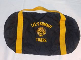 Old School lees Summit High School Athletic Bag