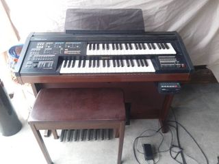 Awesome Yamaha Electone HC 4W Organ Works