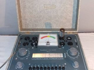 Heathkit Tube Checker Model TC 2 Working