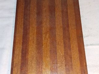 Vintage Shannon Arch Wooden File Holder Clipboard
