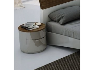 J and M Furniture Amsterdam Night Stand