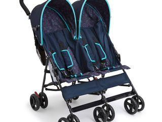 Delta Children s Products Night Sky lX Side by Side Stroller