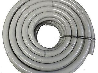 1 2  Dia x 100 ft  HydroMaxx Flexible Non Metallic Ul liquid Tight Electrical Conduit