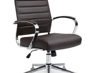 Poly and Bark High Back Office Chair  Retail 319 99