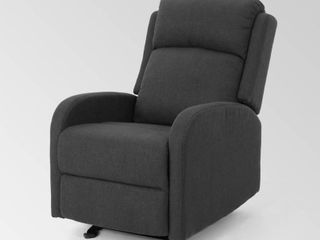 Alouette Rocking Recliner by Christopher Knight Home  Retail 277 99