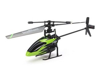 Feilun 4 Green Single blade 8 inch Helicopter