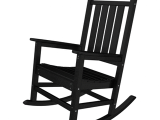 POlYWOOD Presidential Outdoor Rocking Chair  Retail 219 00