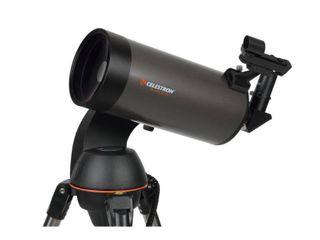 Celestron NexStar 127 SlT Maksutov Cassegrain Computerized Telescope  Black Retail   549 99