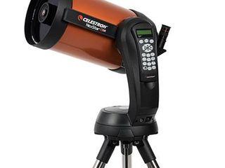 Celestron   NexStar 8 SE Schmidt Cassegrain Computerized Telescope   Orange Retail   1199 99