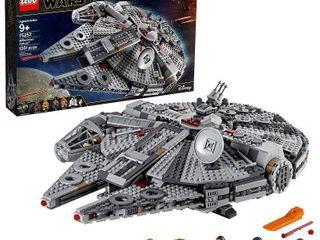 lEGO   Star Wars Millennium Falcon 75257 Retail   159 99