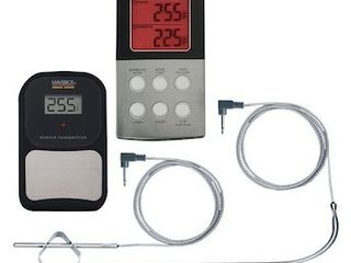 Maverick Wireless Meat   Barbecue Grill Digital Thermometer