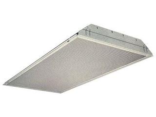 lithonia lighting 2GT8 4 32 A12 MVOlT 1 4 GEB10IS 4 light Fluorescent General Purpose Troffer  White