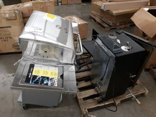 Pallet of Misc Grills and Smoker