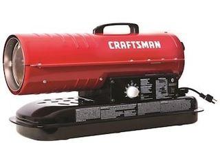 CRAFTSMAN 80 000 BTU Kerosene Diesel Forced Air Heater