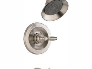 Peerless Claymore Tub and Shower Trim in Brushed Nickel PTT188790 BN