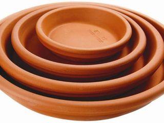 Pennington Terra Cotta Clay Pot Planter Saucer  12 inch
