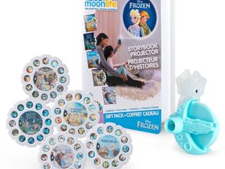 Moonlite  Frozen Gift Pack with Storybook Projector for Smartphones and 5 Story Reels
