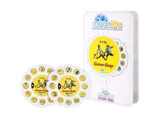Moonlite   Curious George Reel for Moonlite Story Projector