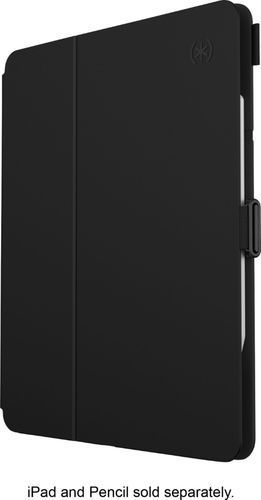 Speck   Balance Folio Case for AppleAr iPadAr Pro 11    Black