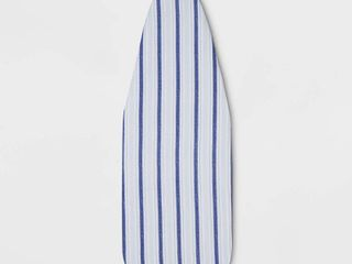 Wide Ironing Board Cover Blue Stripe   Threshold