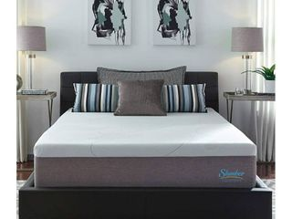 Slumber Solutions 14 inch Gel Memory Foam Choose Your Comfort Mattress   White  Retail 525 49 Queen