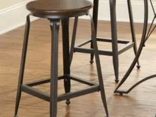 Carbon loft Johansson Counter Height Pub Chairs   Set of 2