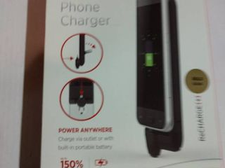 Cordless Phone Charger for iPhone and Android by lori Greiner Gold    19 99 Retail