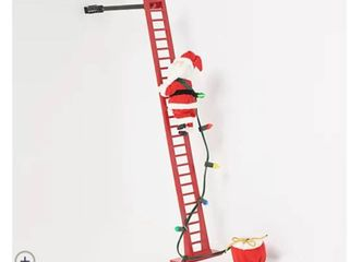 Mr  Christmas Animated Climbing Holiday Character