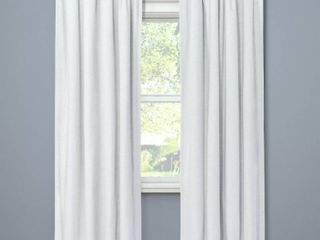Curtain Panels Eco White 84   Project 62
