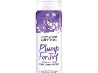 Set of 16  Not Your Mother s Plump for Joy Dry Shampoo Mini   2 fl oz