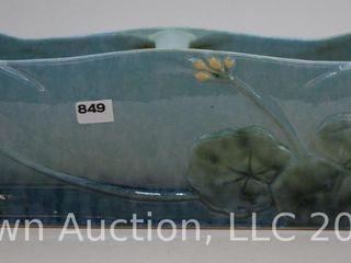 Roseville Wincraft 268 12  window box  blue